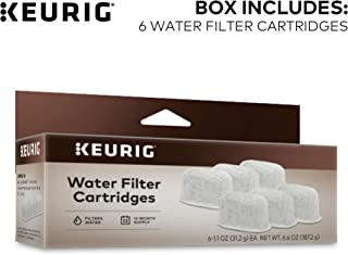 Keurig Water Filter Refill Cartridges, Replacement Water Filter Cartridges, Compatible..