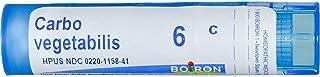 Carbo Vegetabilis 6C MD Boiron 1 Tube Pellet