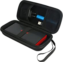 khanka Travel Case Replacement for KMASHI 15000mAh Portable Power Bank/Dual USB 3.1A Output (Case only Sold)