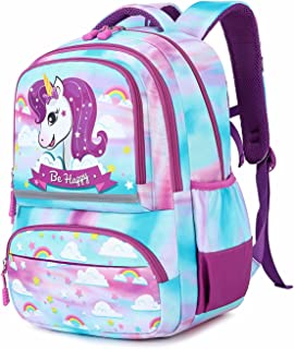 Pink color school Backpack for girl