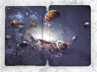 Solar System DEsign Case For Apple iPad Mini 1 2 3 4 5 iPad Air 2 3 iPad Pro 9.7 10.5 11 12.9 inch iPad 9.7 inch 2017 2018 2019