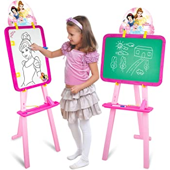 itoys 5 in 1 Writing Board for Kids with Activity Sheets