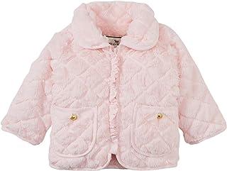 Widgeon Baby Girls' Faux Fur Jacket (Baby) - Diamond