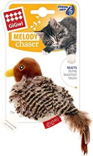 Gigwi Melody Chaser Bird Motion Activ Cat Toy