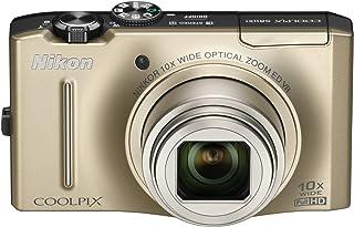 Nikon デジタルカメラ COOLPIX S8100 プレシャスゴールド S8100GL 1210万画素 光学10倍ズーム 広角30mm 3.0型液晶 裏面照射型CMOS