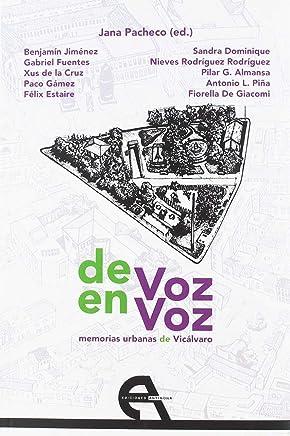 De voz en voz: Memorias urbanas de Vicálvaro