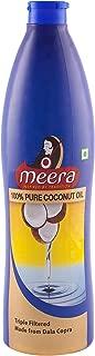 Meera Pure Coconut Hair Oil, 500ml