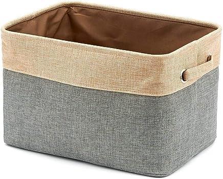 20226bef0167 Amazon.com: canvas storage bins - Computers & Accessories: Electronics