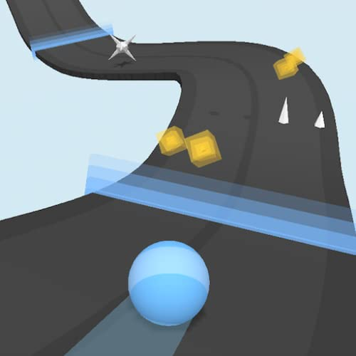 Twisty Run 3D - Color Ball Run On The Road Games For Kindle Fire Free