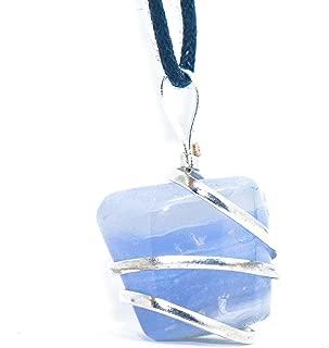 Best blue lace agate druzy Reviews