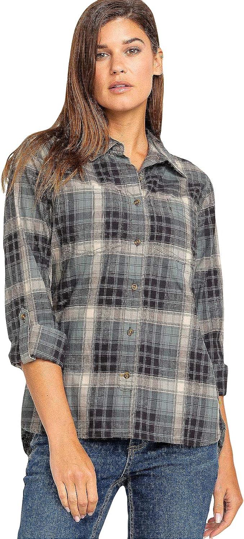 Weekly update El Paso Mall Carhartt Women's Fairview Shirt Plaid