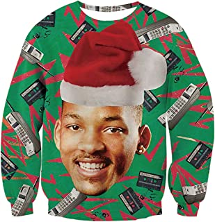 Best fresh prince ugly christmas sweater Reviews