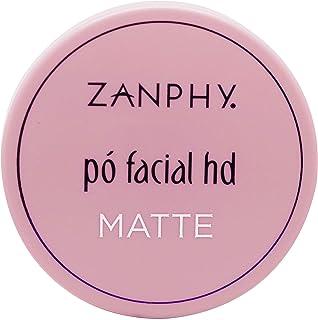 Pó Facial Hd Matte - Cor Claro, Zanphy