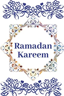Ramadan Kareem: Daily Planner for Holy Month of Ramadan With Prayer and Quran Reading Trackers List Perfect gifts for Happiness, Islam, Quran, ... Islamic Calendar Lovers To Write Things in.