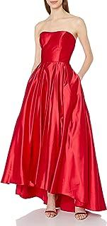 Women's Strapless Ball Gown