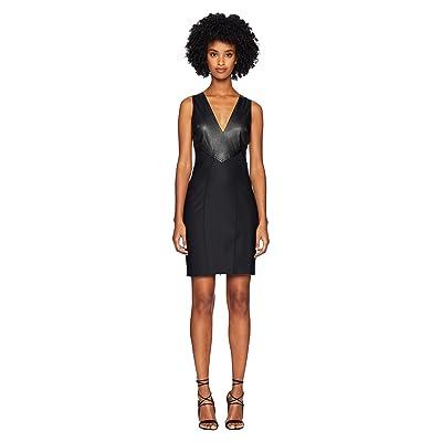 ZAC Zac Posen Karlie Dress (Black) Women