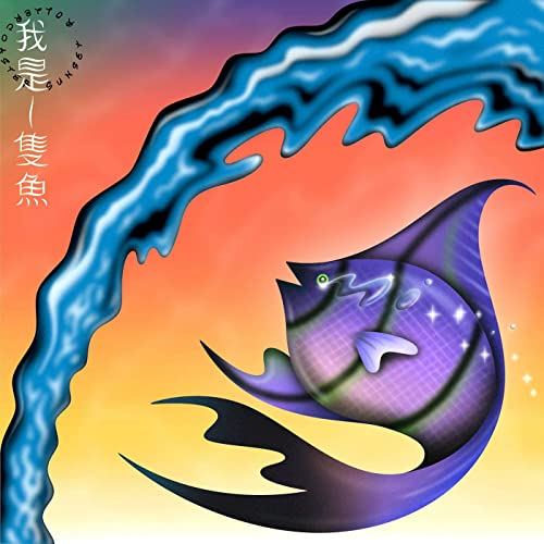 Cover 落日飛車 (Sunset Rollercoaster) -  我是一隻魚 (I'm a Fish)