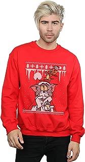 Men's Christmas Fair Isle Sweatshirt