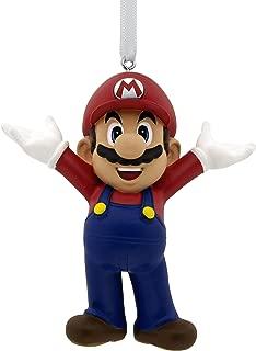 Hallmark Christmas Ornaments, Nintendo Super Mario Ornament