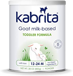 Kabrita Goat Milk Toddler Formula, 28 oz