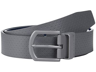 TravisMathew Tucker Belt (Grey Pinstripe) Men