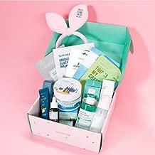 FaceTory K-Beauty Subscription - Quarterly Skincare & Sheet Mask Box