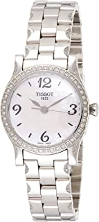 Tissot Dress Watch For Women Analog Stainless Steel - T028.210.11.3387.75