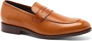 Men's Gerry Penny Loafer Slip-on Leather Comfort Dress Shoes