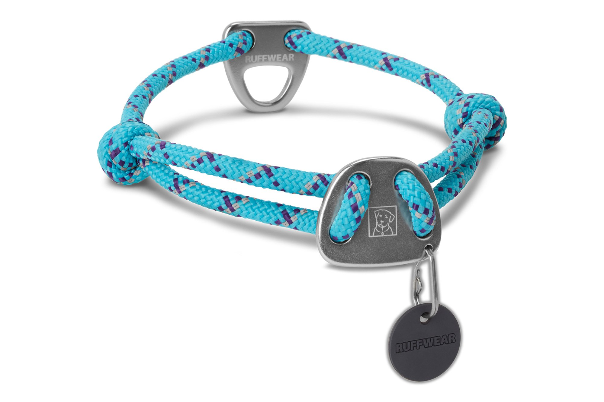 ruffwear – just-a-cinch 反光 cinch 铅狗 Blue Atoll 中