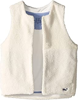 Fuzzy Fashion Vest (Toddler/Little Kids/Big Kids)