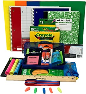 Best school supplies needed for 6th grade Reviews