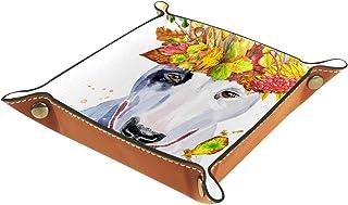 Vockgeng Bain de Canard Boîte de Rangement Panier Organisateur de Bureau Plateau décoratif approprié pour Bureau à Domicil...