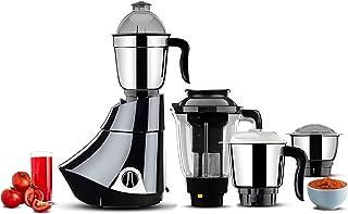 Butterfly Smart Mixer Grinder, 750W, 4 Jars (Grey)