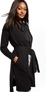 New York & Co. Women's Open-Front Duster Cardigan