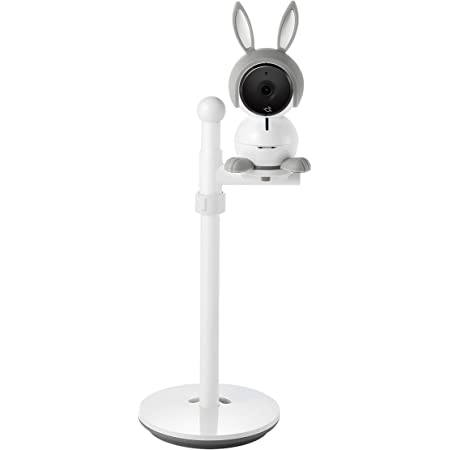 Amazon.com: Arlo Baby Monitor | Smart Wi-Fi Baby Camera with Table/Wall  Stand | 1080P HD with 2-Way Audio, Night Vision, Air Sensors, Lullaby  Player, Night Light, Compatible with Alexa, HomeKit | ABK1000,