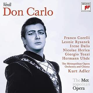 Verdi: Don Carlo Metropolitan Opera