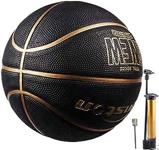 سنستون آموزش بسکتبال در فضای باز لاستیک بسکتبال در فضای باز اندازه رسمی 7 بسکتبال خیابان با پمپ