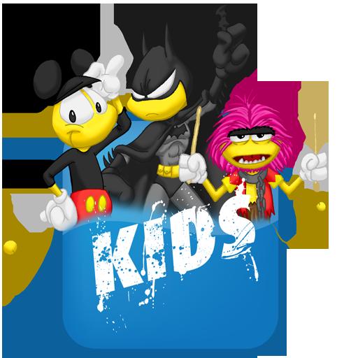 Kids Movies Tube F