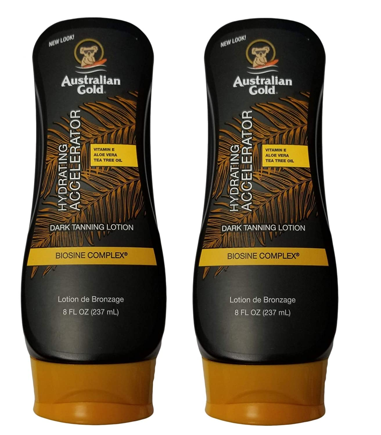 2 NEW before selling Al sold out. ☆ Pack Dark Tanning Accelerator ounces Lotion 8