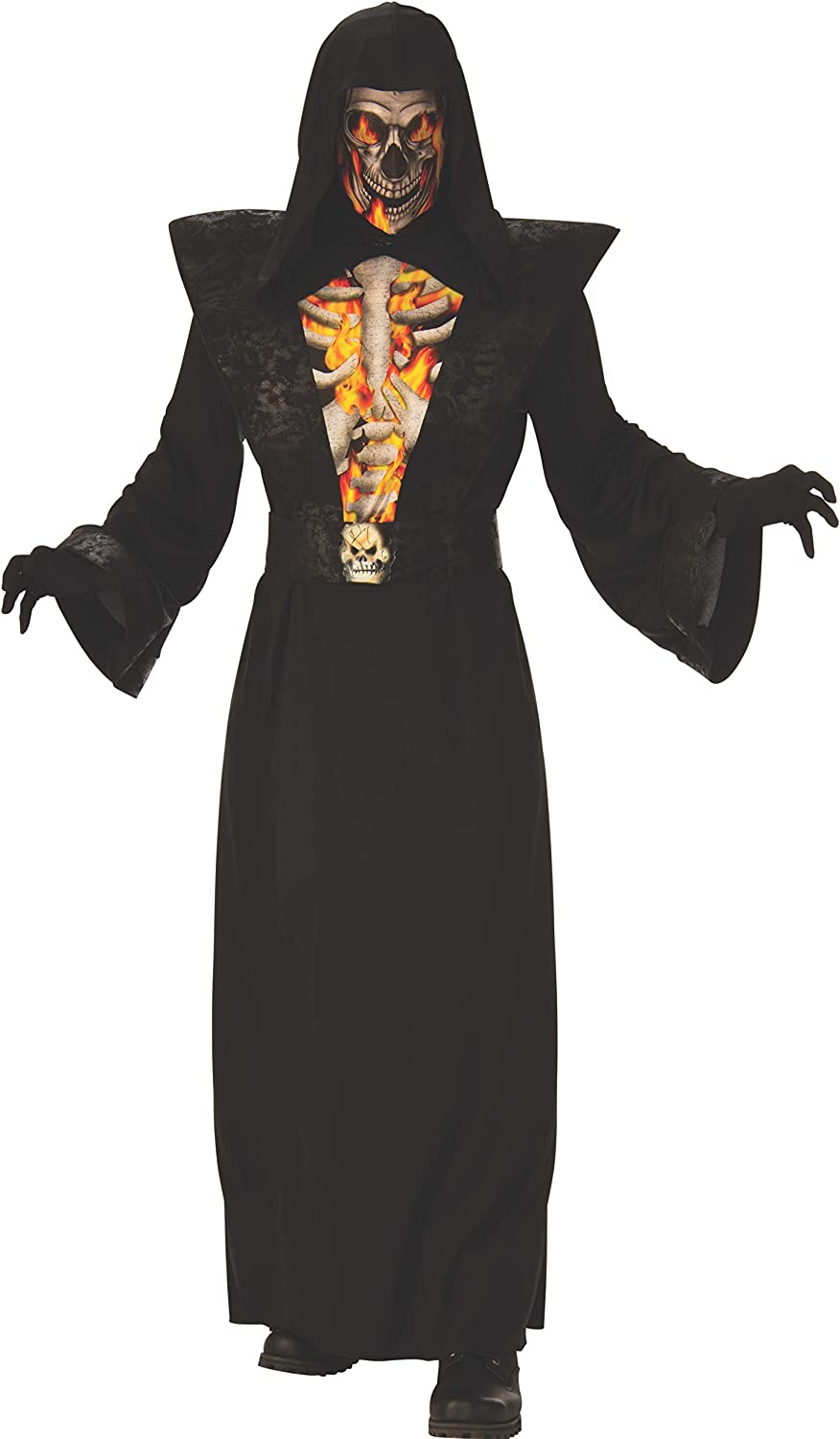 Rubie's mens Houston Mall Max 57% OFF Opus Collection Ghouls Be Fiery Will Skeleto
