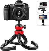 Marklif Flexible Gorillapod Tripod15 inch with 360° Rotating Ball Head Tripod for All DSLR Cameras(Max Load 1.5 kgs) & Mob...