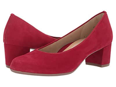 ara Kendall (Red Samtchevro) High Heels