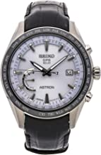 Seiko Astron GPS Solar Quartz (Battery) Silver Dial Mens Watch SSE093 (Certified Pre-Owned)