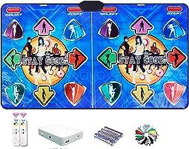 Dubbele Dansmat, Antislip Slijtvaste Dansende Stapdans Pad, Somatosensorische Dansmachine (Color : 30mm b)