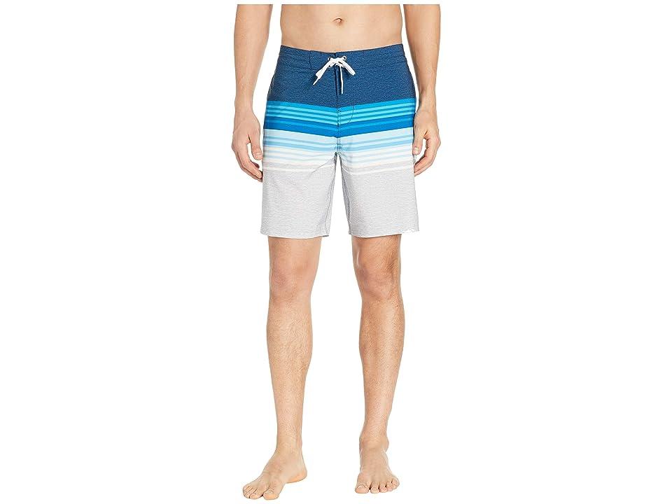 Billabong Spinner LT 19 Boardshorts (Blue) Men's Swimwear