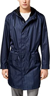 Kenneth Cole REACTION Mens Fall Long Anorak Jacket