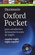 Diccionario Oxford Pocket para estudiantes latinoamericanos de ingles: This new bilingual learner's dictionary with CD-ROM is specifically designed for Latin American students of English