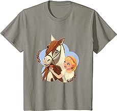 Kids DreamWorks' Spirit Riding Free - Abigail & Boomerang T-Shirt