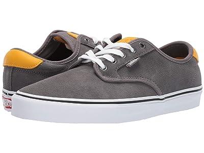 Vans Chima Ferguson Pro (Pewter/Mango Mojito) Skate Shoes