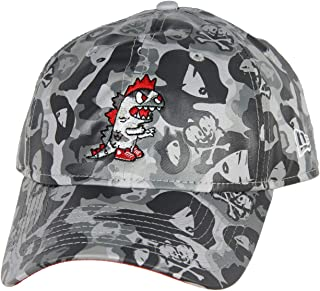Tokidoki New Era 9twenty Kaiju Camo Pop Strapback Hat